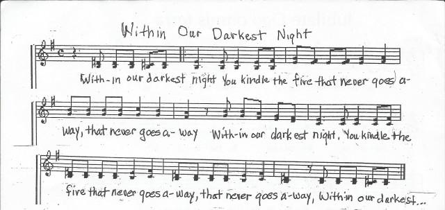Within our Darkest Night